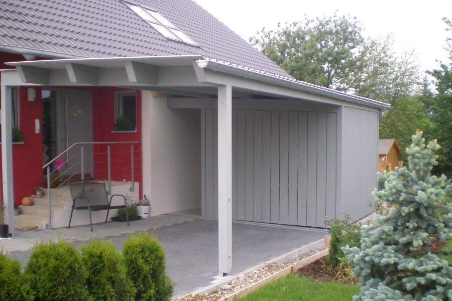 Holzbau markus maier die holzhaus spezialisten - Carport foto ...